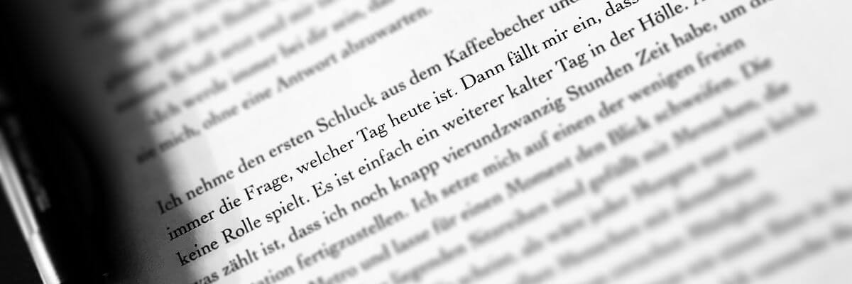 """Auszug aus """"Endstation"""", Horror-Kurzgeschichte von Sascha Dinse"""