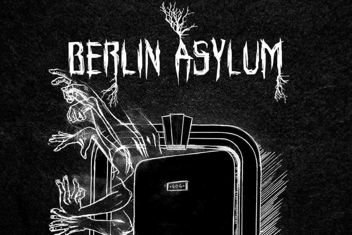 Berlin Asylum Kapitel II Filetstück Illustration