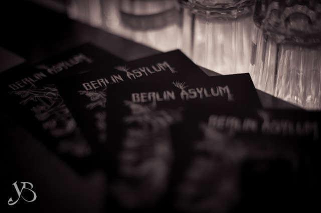Impression von der Berlin Asylum, Foto: Yvonne Brasseur
