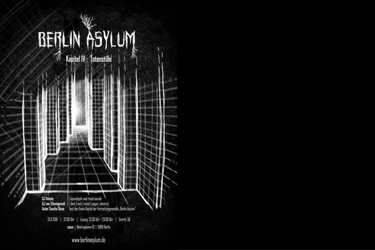 berlin asylum poster