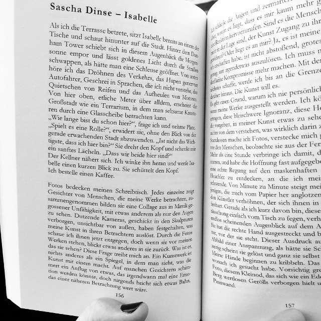 """beginn der horrorgeschichte """"isabelle"""" von sascha dinse, enthalten in der zwielicht x horroranthologie"""