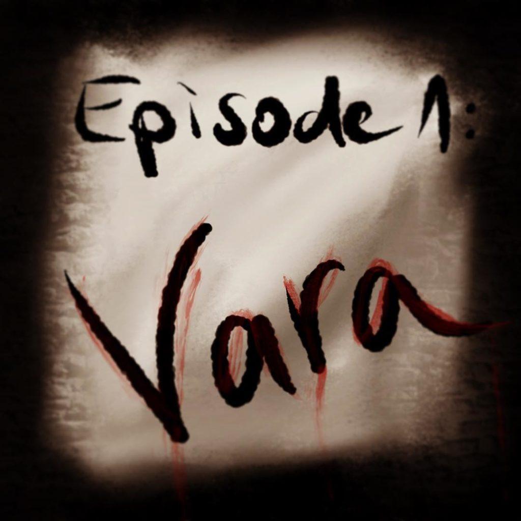 """Vara, Episode 1 aus dem Horror Podcast """"Tartaros"""" von Sascha Dinse"""