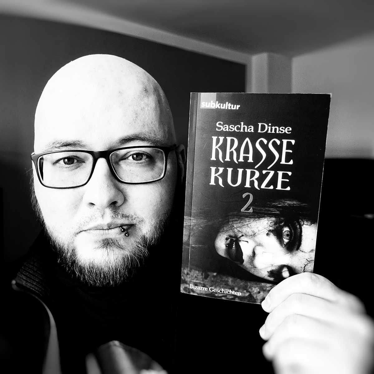 "Sascha Dinse präsentiert ""Krasse Kurze 2"""
